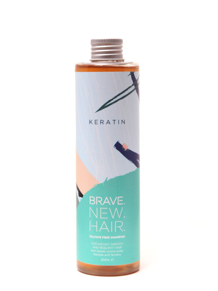 Brave New Hair - Keratin Шампоан
